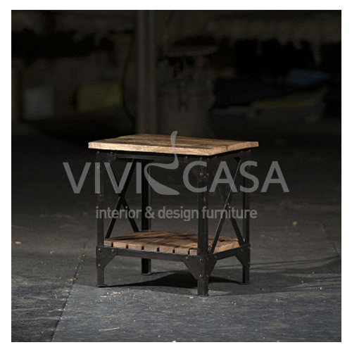 Industrial Side Table(인더스트리얼 사이드 테이블)